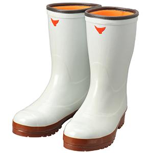 シバタ工業 SHIBATA 防寒長靴 毎日激安特売で 営業中です 防寒作業長靴 安全防寒長靴 安全防寒スーパークリーン長7型 上質 各サイズ 白 AC040