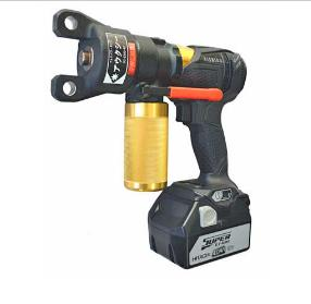 西田製作所 充電式油圧ポンプ NC-E750-8J 18V 低価格化 ケース付 6.0Ah電池×2 価格 交渉 送料無料 充電器 アウクシー