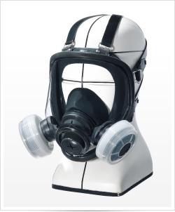 重松製作所(シゲマツ) DR165U2K 取替え式防じんマスク(全面形) Mサイズ (#11417)