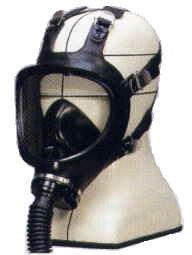 重松製作所(シゲマツ) 送気マスク用全面形面体 SV-1