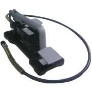 西田製作所 油圧ポンプ 足踏単動式 ホース2m付 全品送料無料 公式 NC-F700
