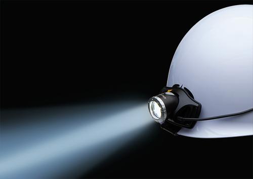 長谷川電機工業 EHL-5 LEDヘルメットライト