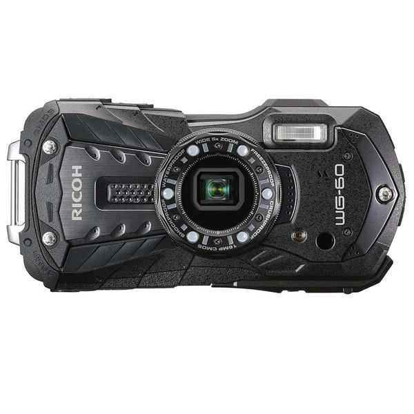 RICOH (リコー) WG-60 ブラック コンパクトデジタルカメラ
