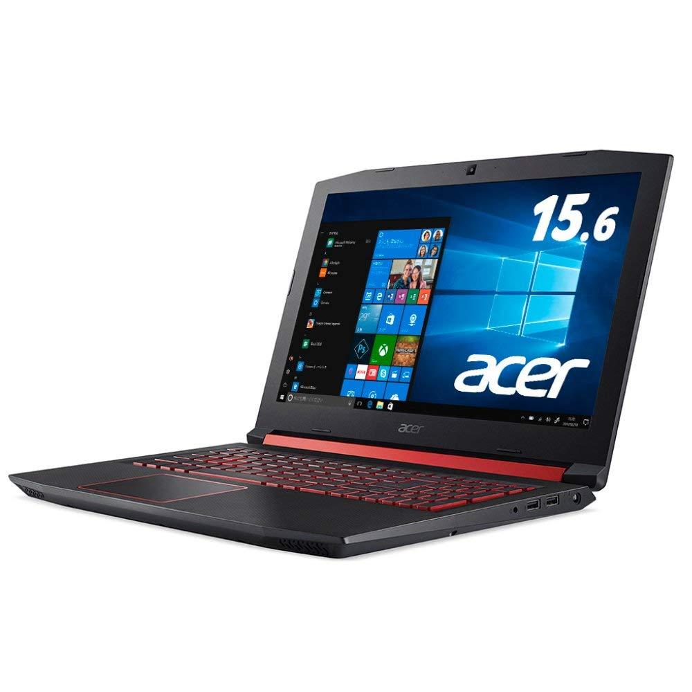 GeForce GTX 1050 1TB HDD Core i5(8300H) 8GB 128GB SSD ゲーミングノートパソコン ゲーミングノートPC 新品 IPS ゲーミングPC 15.6インチ Acer エイサー Nitro AN515-52-A58H 有線LAN