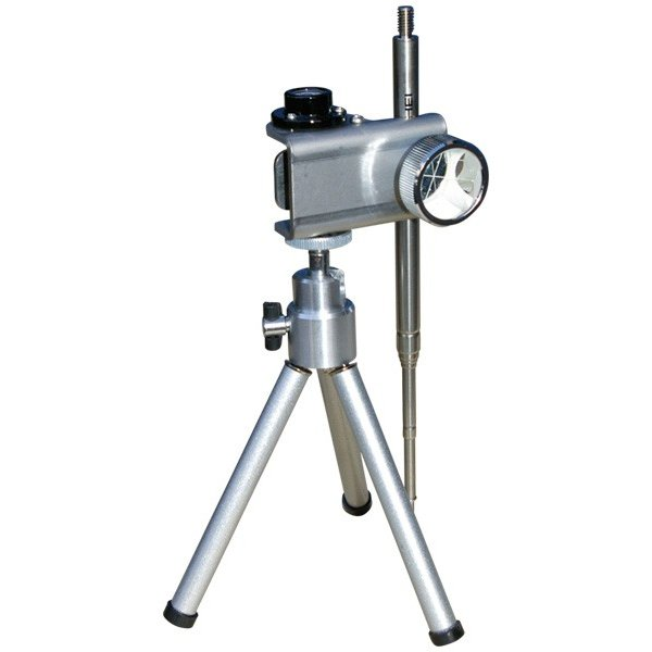 SK|TAIHEI 大平産業 KSS-1554 ハッチ50 簡易測量セット 【測量/土木/光波用ミラー/トータルステーション/測距】