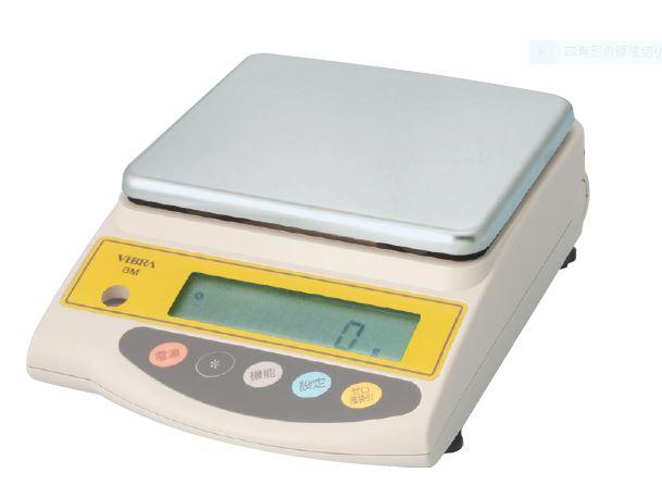 新光電子 ViBRA 現場密度測定用電子天秤 12kg GMW-12K (最少目盛0.1g/ひょう量12kg) 土質試験
