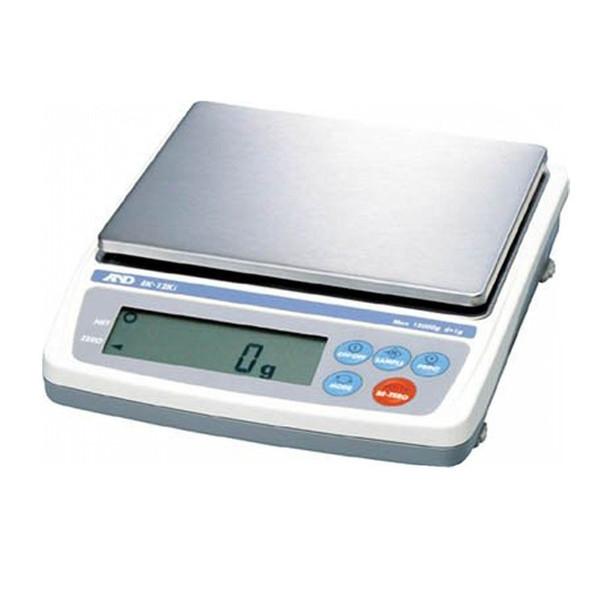 測定用品 デジタル式はかり A&D パーソナル電子天びん EK-12Ki (最少目盛1g/ひょう量12kg)