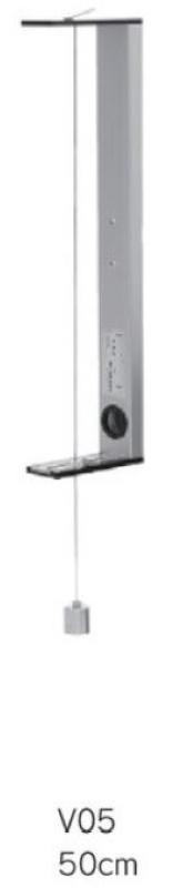 バーチカル測傾器 V05型 足なし50cm 家屋の傾き調査 測定 勾配測定器 震災 埋立地陥没 傾斜度合い