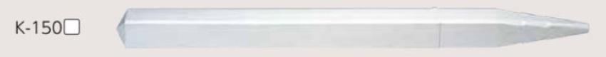 エタプロン 十全 測量杭 中空プラスチック K-150 100×100×1500mm 6本入 測量 土地家屋調査 プラスチック境界杭 地籍調査 プラ杭 境界杭