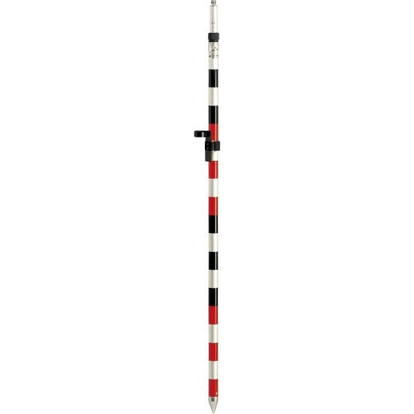 SK|TAIHEI 大平産業 DMポールE DM-3E 3m2段式 全縮寸法1655mm 径23/29mm 【横断測量/土木/水準測量/標尺/箱尺】※【代引き不可】※大型商品のため代引き決済はご利用いただけません。