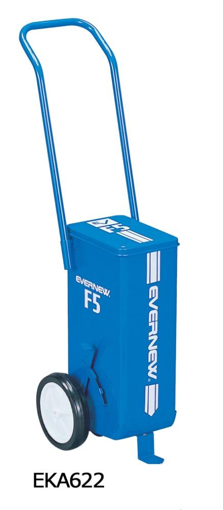 ラインマーカー EKA622 スーパーライン引き ライン幅50mm 最長距離850m ホイール径約15cm 【白線引き スポーツ大会 レジャー 運動会】