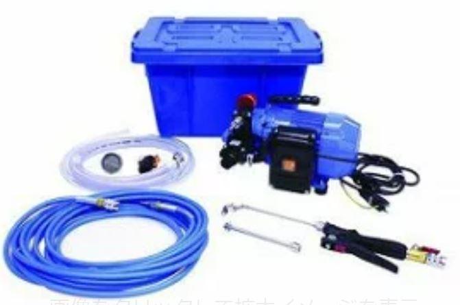 丸山製作所 バッテリーエアコン洗浄機 MSW1500B-AC 最高圧力1.0Mpa 噴射ホース径5mmx2.9m マルヤマエクセル