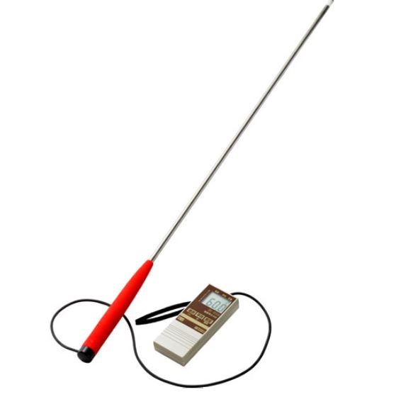 堆肥の水分量をテスター感覚で簡単チェック  sk SATO 佐藤計量器 堆肥用水分計 SK-950A 堆肥の品質管理