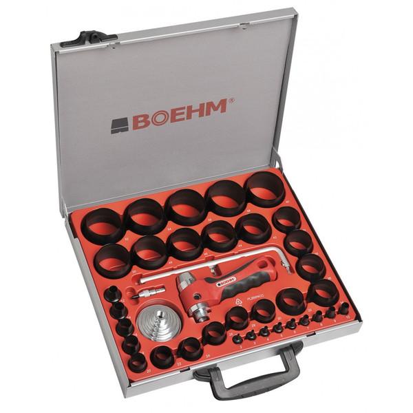 BOEHM ボエム JLB260PACC 穴あけポンチ パッキン ガスケット ジョイントシート ゴム製Oリングをクイック製作