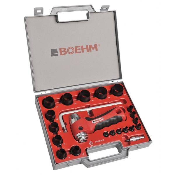 BOEHM ボエム JLB230PACC 穴あけポンチ パッキン ガスケット ジョイントシート ゴム製Oリングをクイック製作
