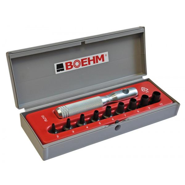 BOEHM ボエム JLB210 穴あけポンチ パッキン ガスケット ジョイントシート ゴム製Oリングをクイック製作