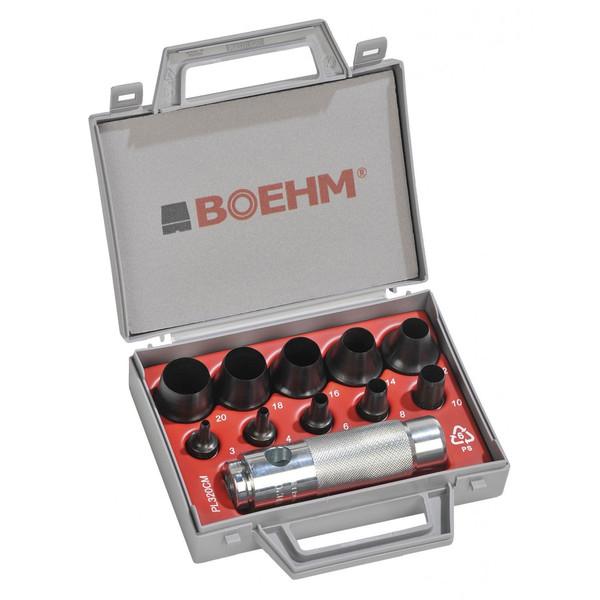 BOEHM ボエム JLB320CM 穴あけポンチ パッキン ガスケット ジョイントシート ゴム製Oリングをクイック製作