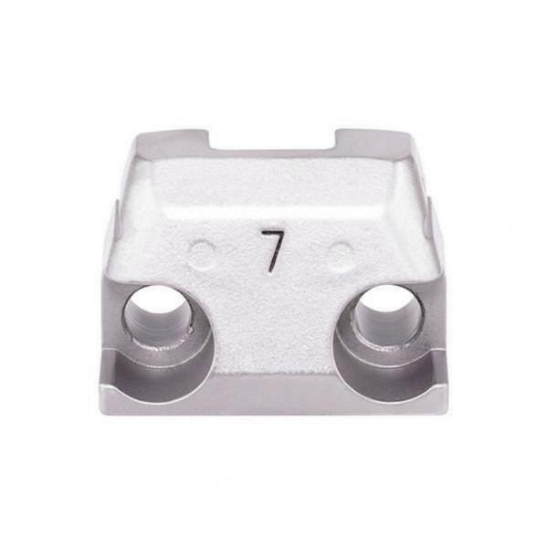 TRUMPF トルンプ電動工具 トルンプニブラー N700用 ダイ7(プロファイル用)