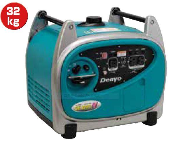 [送料無料]【代引き不可】【個人宅への発送対応不可】 Denyo デンヨーインバーター発電機 GE-2000SS-IV