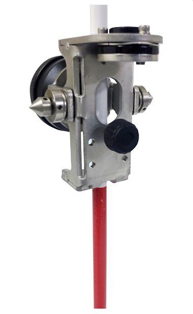 新商品ピンポールプリズムネジ式1inch OT-PZ02-10 SKlTAIHEI 大平産業[測量 土木 光波用ミラー トータルステーション 測距]