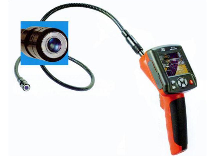 工業用 防水型内視鏡ビデオスコープ BS-150 防水型 工業用内視鏡 排水管 ダクト内の保守点検 エムケーサイエンティフィック