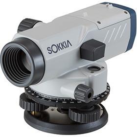 [新品・検定・校正証明書付] SOKKIA ソキア B40A オートレベル 24倍 【測量/土木/建築現場/水準器/コンパクト/測量機】