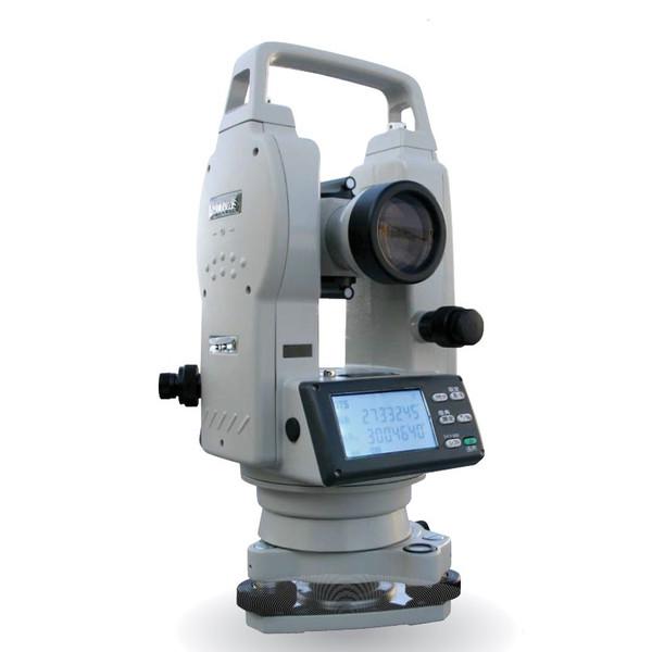[校正証明書付・] 新品 STS電子セオドライト SDT10WS 標準セット(三脚なし) 30倍 測角精度5