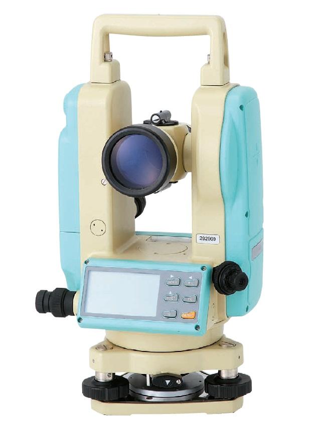 【JSIMA認定店】 [送料無料・校正証明書付] 新品 MYZOX マイゾックス DTC-110 デジタルセオドライト [測量機 トランシット 角度測定]