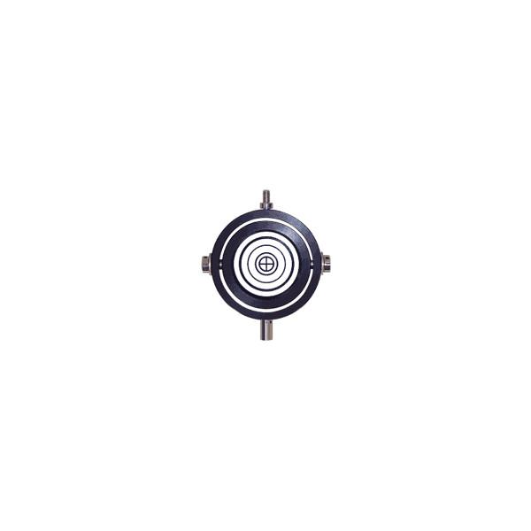 STS エスティーエス 反射ターゲット RFT-50 径50mm 1-216-T [測量 測距 光波ミラー]