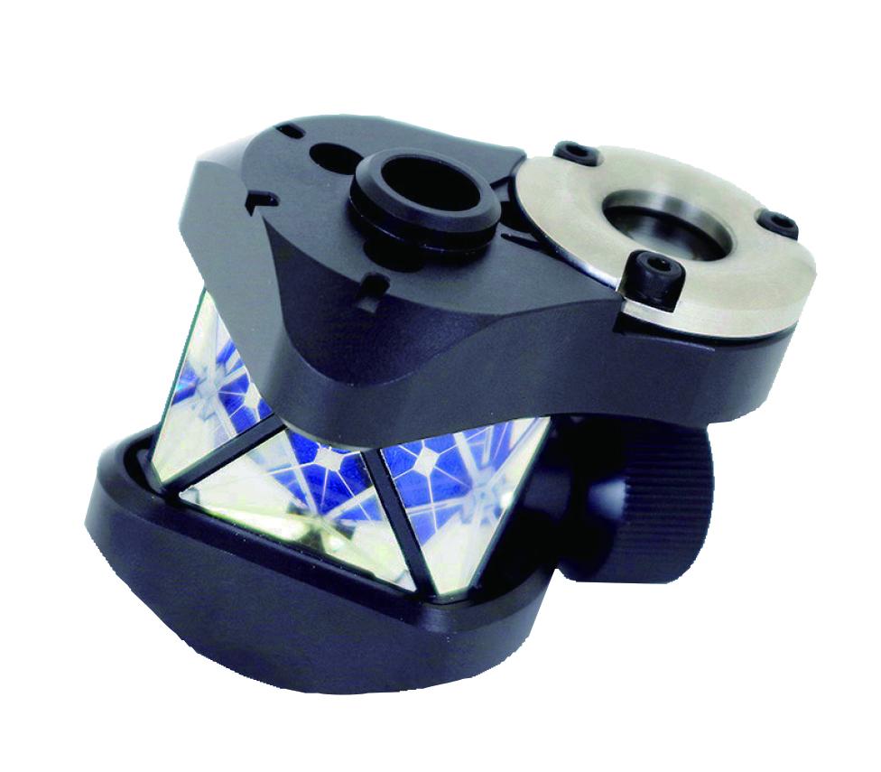 MYZOX マイゾックス 自動追尾用プリズム ZERO220プラス 定数0 対応ピンポール径9mm (測量 測距 ミラー トータルステーション)