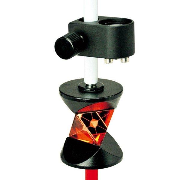 360°ミニプリズムセット MP-360CTS スライド式 定数-5mm ケース付 自動追尾 自動視準