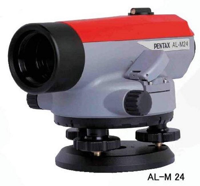 【JSIMA認定店】 [送料無料] 新品 ペンタックス測量機 オートレベル AL-M24 本体のみ レベル/土木/測量