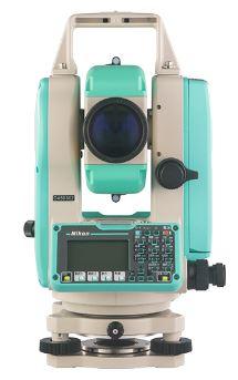 ニコン測量機 NST-405C 光波/土木/機械点設置/測設機能/対辺測定機能/