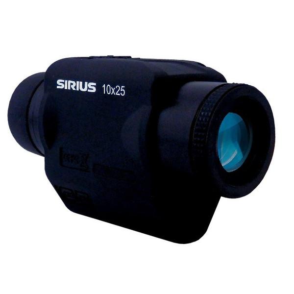 SIRIUS シリウス 防振スコープ 10x25 望遠鏡倍率10倍 ジャイロセンサー内蔵 ブレない防振ズーム