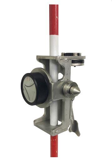 新商品ピンポールプリズムクランプ式1inch OT-PZ01-10 SK|TAIHEI 大平産業 新商品[測量 土木 光波用ミラー トータルステーション 測距]