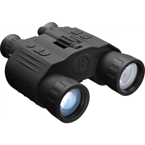 ブッシュネル デジタルナイトビジョン エクイノクスビノキュラーZ240R 暗視スコープ 双眼タイプ 夜間監視 生態調査