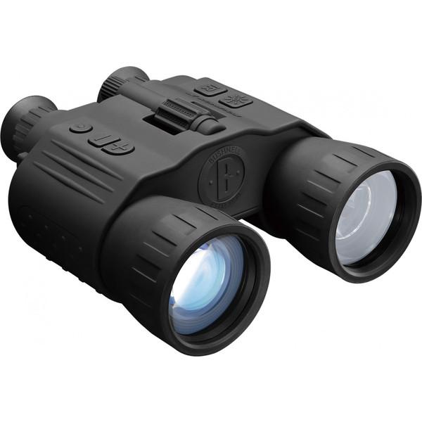 ブッシュネル デジタルナイトビジョン エクイノクスビノキュラーZ450R 暗視スコープ 双眼タイプ 夜間監視 生態調査