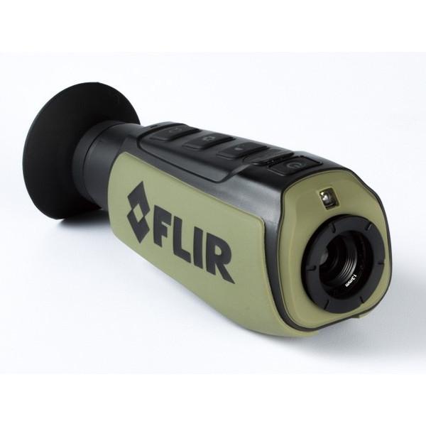 FLIR ハンドヘルド赤外線サーマルカメラ フリアースカウトII240【暗視スコープ/夜間監視/夜行性動物の観察】 [日本正規品]