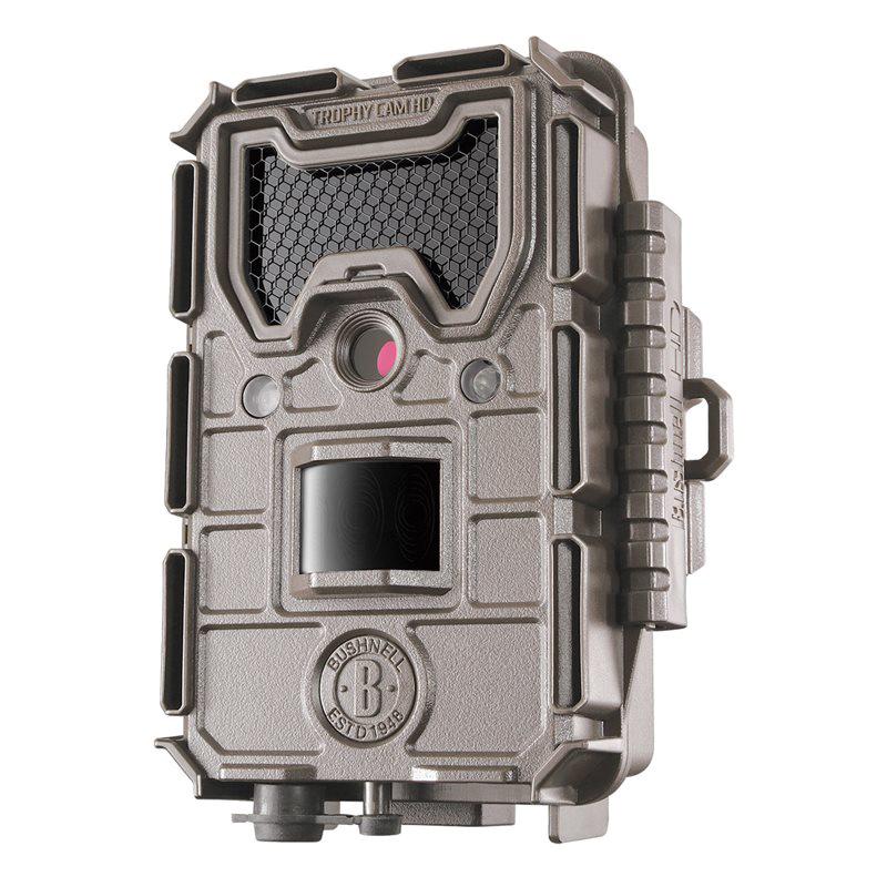 [監視カメラ] 人感センサー内蔵監視カメラ 【送料無料】 Bushnell ブッシュネル トロフィーカム 20MPノーグロウ 屋外型センサーカメラ 無人監視カメラ 防犯カメラ [日本正規品]