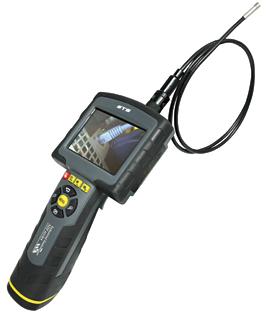 STS エスティーエス MicroSDカード対応 工業用内視鏡 SDI-55 【配管 天井 エンジン パイプ 電子基板 保守点検】