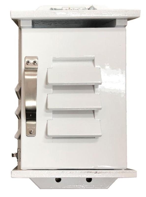 SK|TAIHEI 大平産業 百葉箱 ロガー用 H10-SP 複葉 超小型 完成品 温湿度管理/温度/空調管理/学校教材/気象観測※【代引き不可】※メーカー直送商品のため代引き決済はご利用いただけません。