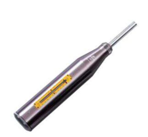 コンクリートテストハンマー 亀倉精機 N-6500 コンクリート強度測定 反発度測定 目盛読取式