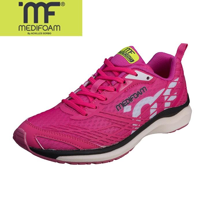 MEDIFOAM/メディフォーム 100 ピンク [MFR1000]アキレス・ソルボ/メディフォーム/ランニングシューズ レディース/靴/ACHILLES SORBO