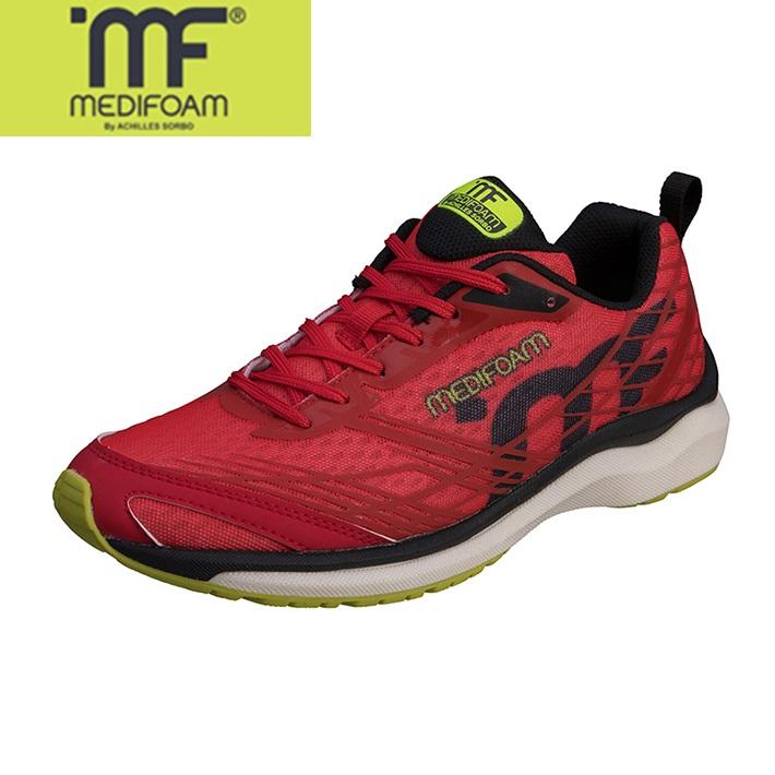 MEDIFOAM/メディフォーム 100 レッド [MFR1000]アキレス・ソルボ/メディフォーム/ランニングシューズ メンズ/靴/ACHILLES SORBO
