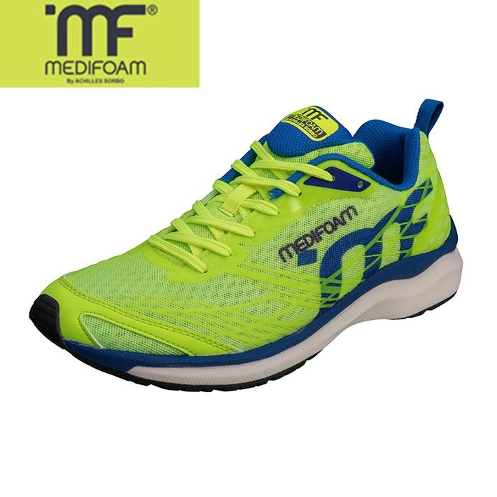 MEDIFOAM/メディフォーム 100 イエローグリーン [MFR1000]アキレス・ソルボ/メディフォーム/ランニングシューズ メンズ/靴/ACHILLES SORBO