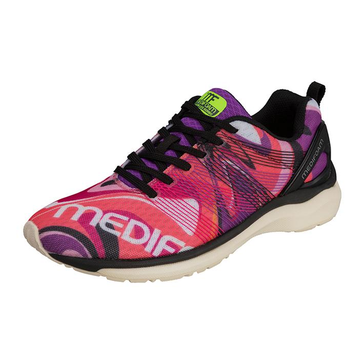 MEDIFOAM/メディフォーム REDUCER MF105 ピンク [MFR1050]アキレス・ソルボ/メディフォーム/ランニングシューズ レディスシューズ/靴/ACHILLES SORBO