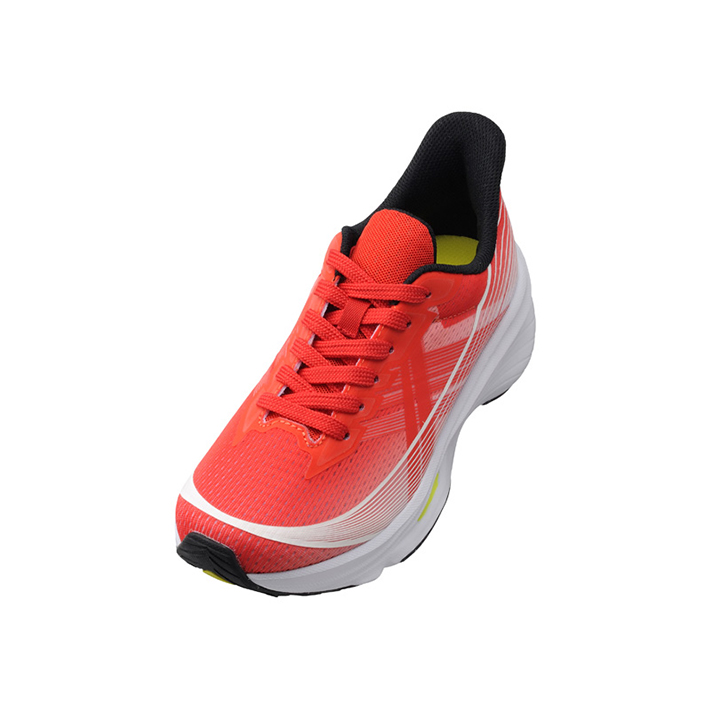 アキレスの子供靴史上最強の反発弾性と衝撃吸収性を発揮 ジュニアスニーカー キッズスニーカー 3EHYPER JUMPER 新作販売 001 レッド ハイパージャンパー ひも靴 激安特価品