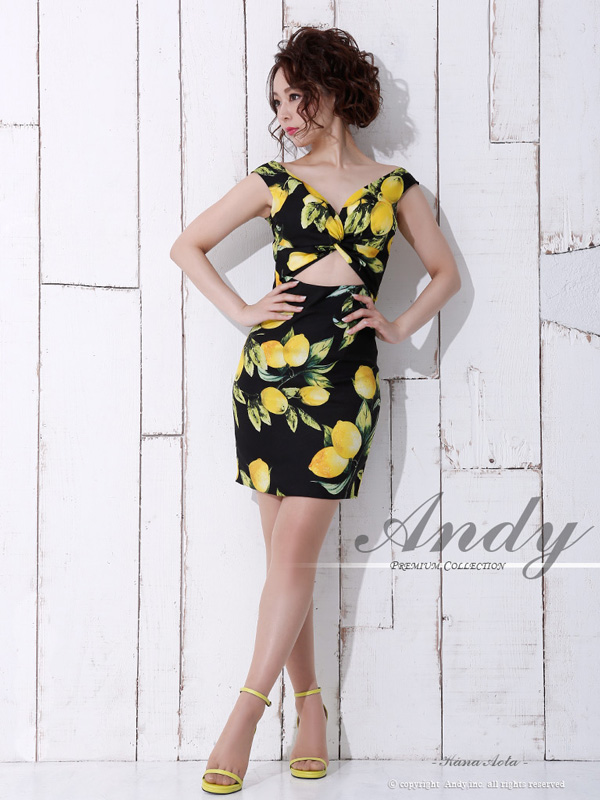 a4aab75e0d847 Andy dress andy dress Andy mini dress party dress 0824 Rakuten card Division