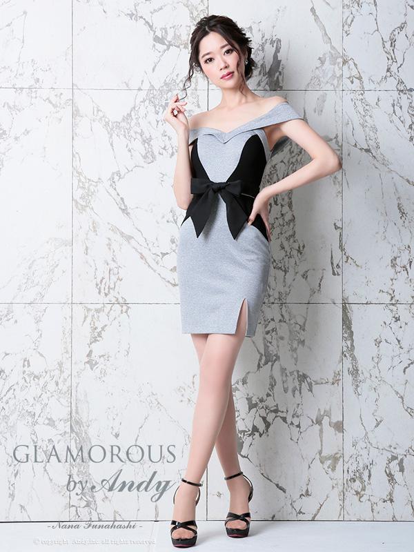 GLAMOROUS ドレス GMS-V473 ワンピース ミニドレス Andyドレス グラマラスドレス クラブ キャバ ドレス パーティードレス