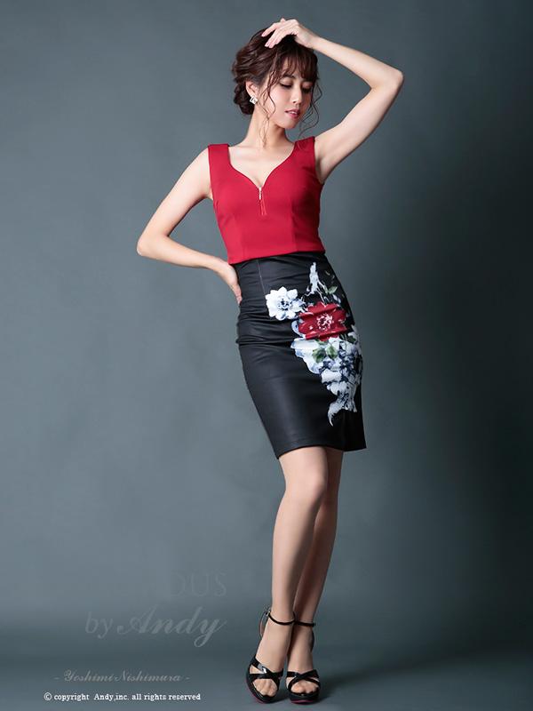 GLAMOROUS ドレス GMS-V498 セットアップ ミニドレス Andyドレス グラマラスドレス クラブ キャバ ドレス パーティードレス